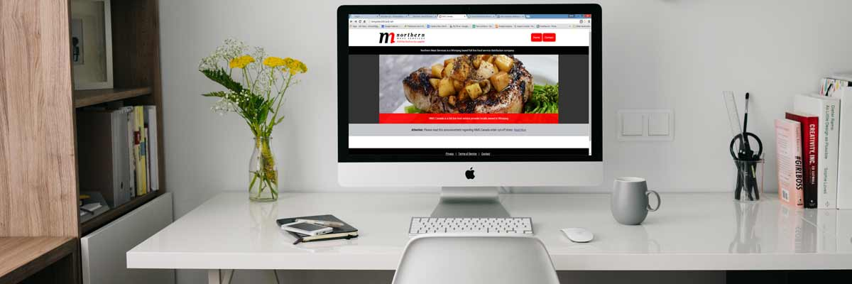 Online Ordering is available to Northern Meat Services Customers!